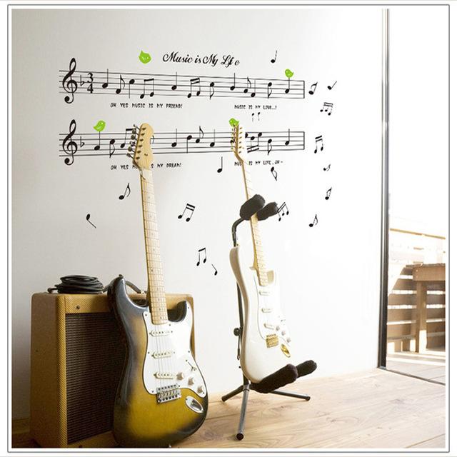 1-компл-Большой-Размер-70-см-120-см-Музыка-Стикер-Музыка-Это-Моя-Жизнь-тема-Музыка.jpg_640x640