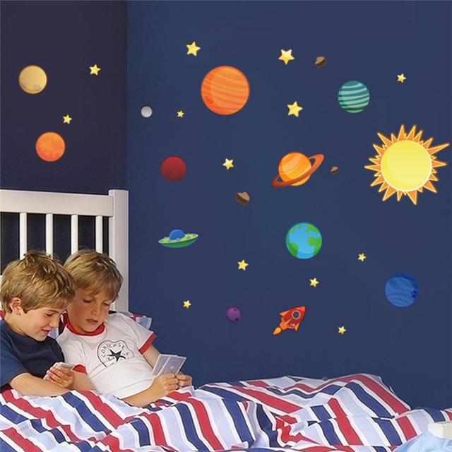 Солнечная-Система-стены-стикеры-для-детей-номеров-Звезды-космос-небо-стены-наклейки-планеты-Земля-Солнца-Марс.jpg_640x640